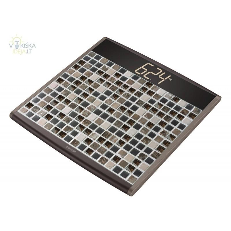 Beurer Svarstyklės PS891 Mosaic (PS 891)