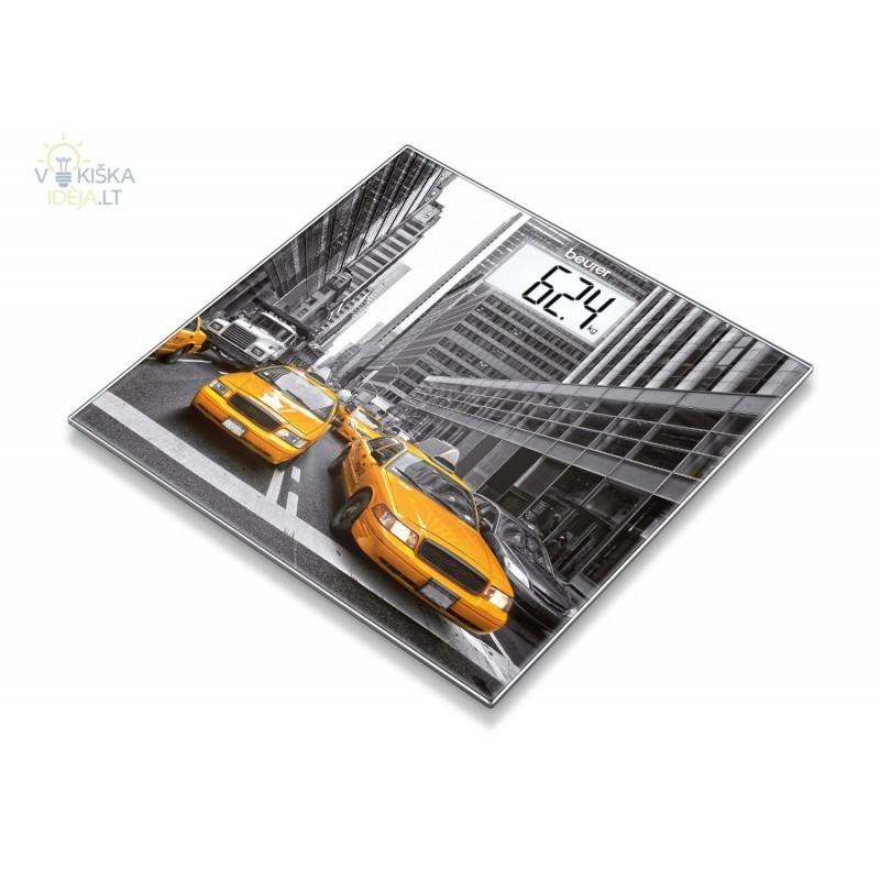 Beurer Svarstyklės GS203 New York (GS 203)