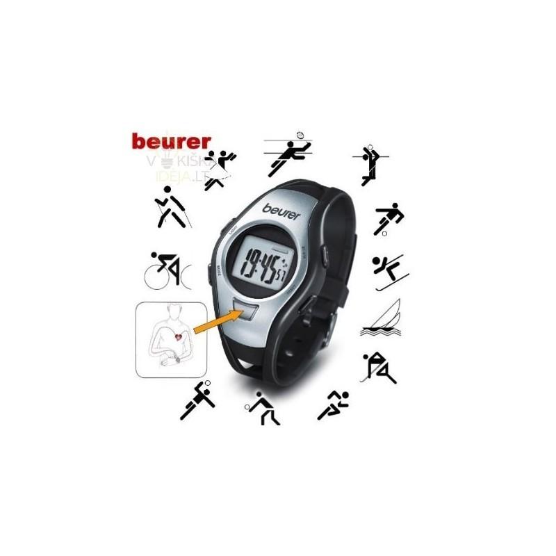 Beurer Širdies ritmo matuoklis - laikrodis PM15 (PM 15)