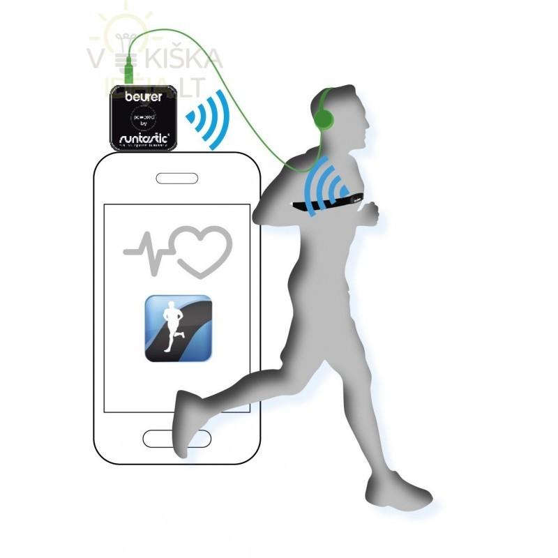 Beurer Širdies ritmo matuoklis išmaniesiems telefonams PM200+