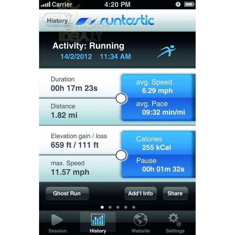 Beurer Širdies ritmo matuoklis išmaniesiems telefonams PM250