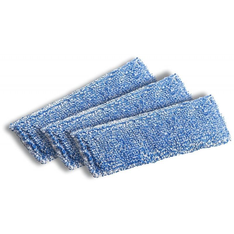 Plaunančio dulkių siurblio šluostė plytelėms (X10, X8, Parketo plovimo antgaliui)