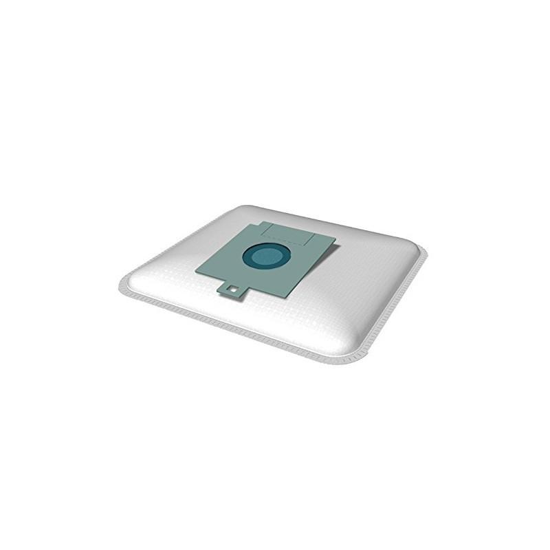 Electrolux premium 4 vnt dulkių siurblių maišeliai PHVi86-4