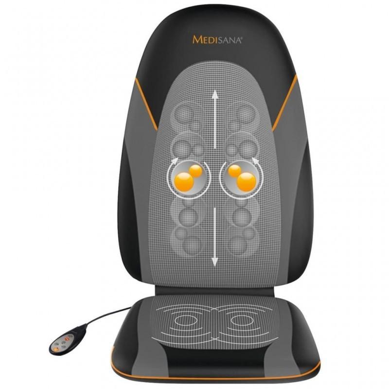 Masažinė sėdynė švelniasniam masažui Medisana MC 830 Shiatsu (MC830)