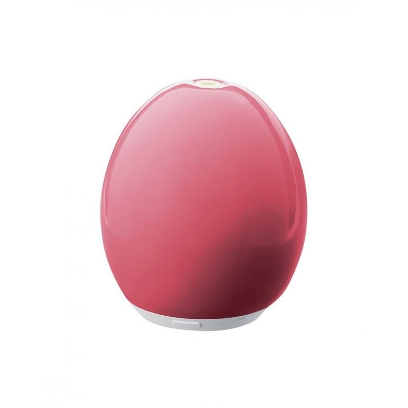 Lanaform NOUMEA keramikinis oro aromatizatorius drėkintuvas raudonas