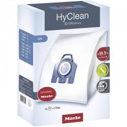 8vnt MIELE GN HyClean 3D dulkių siurblių maišeliai
