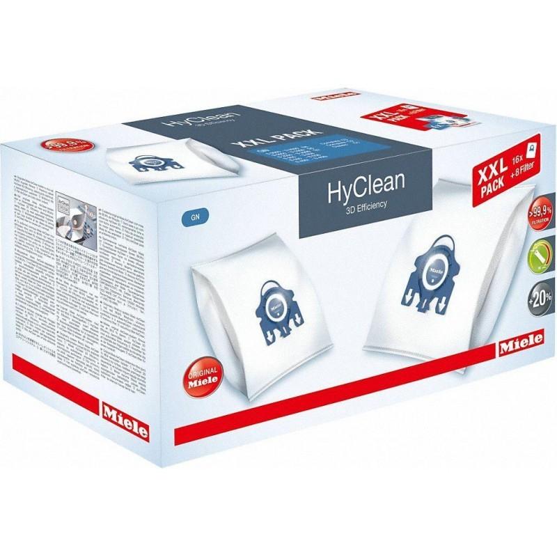 MIELE GN XXL-Pack 3D 16 Miele dulkių siurblių maišelių