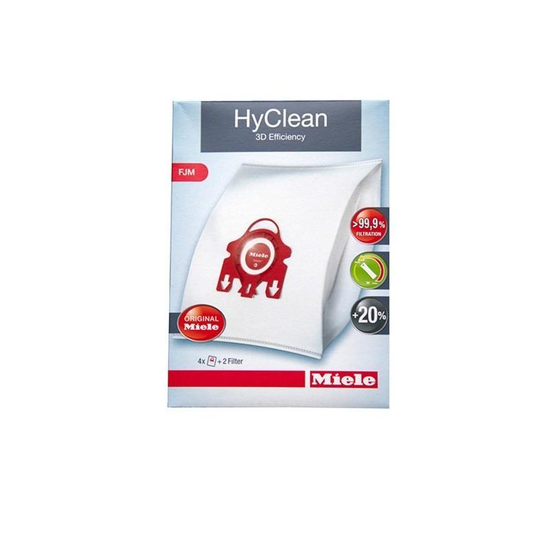 MIELE FJM HyClean 3D dulkių siurblių maišeliai