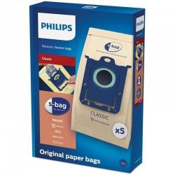 S-BAG dulkių siurblių maišeliai Philips FC8019-01