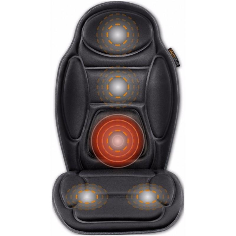 Automobilinė masažo sėdynė Medisana MCH vibruojanti su šiluma