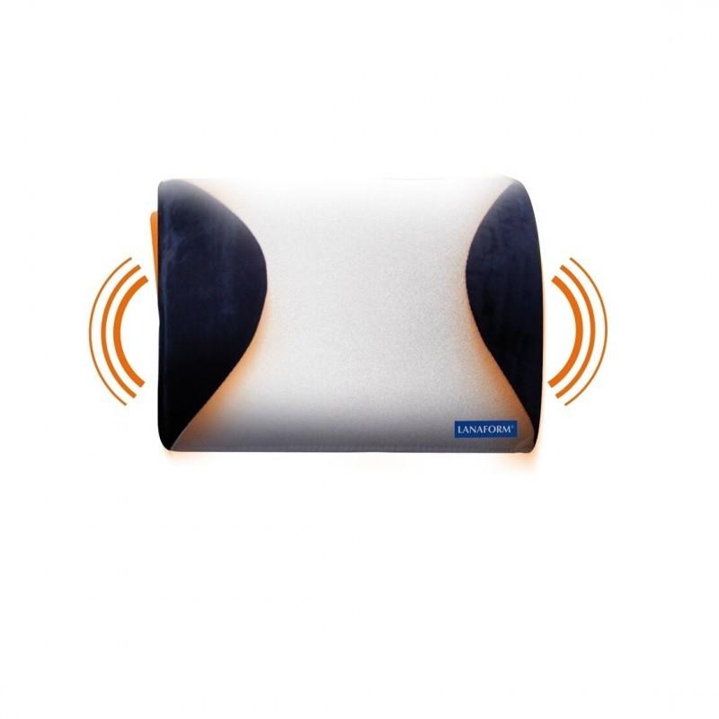 Masažinė pagalvė Lanaform Turbo Mass vibruojanti pagalvė
