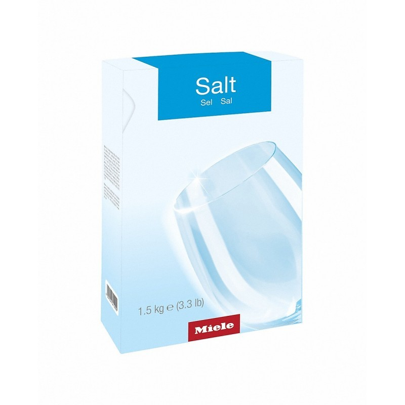 Miele regeneruojamoji druska indaplovėms 1,5 KG 10248550