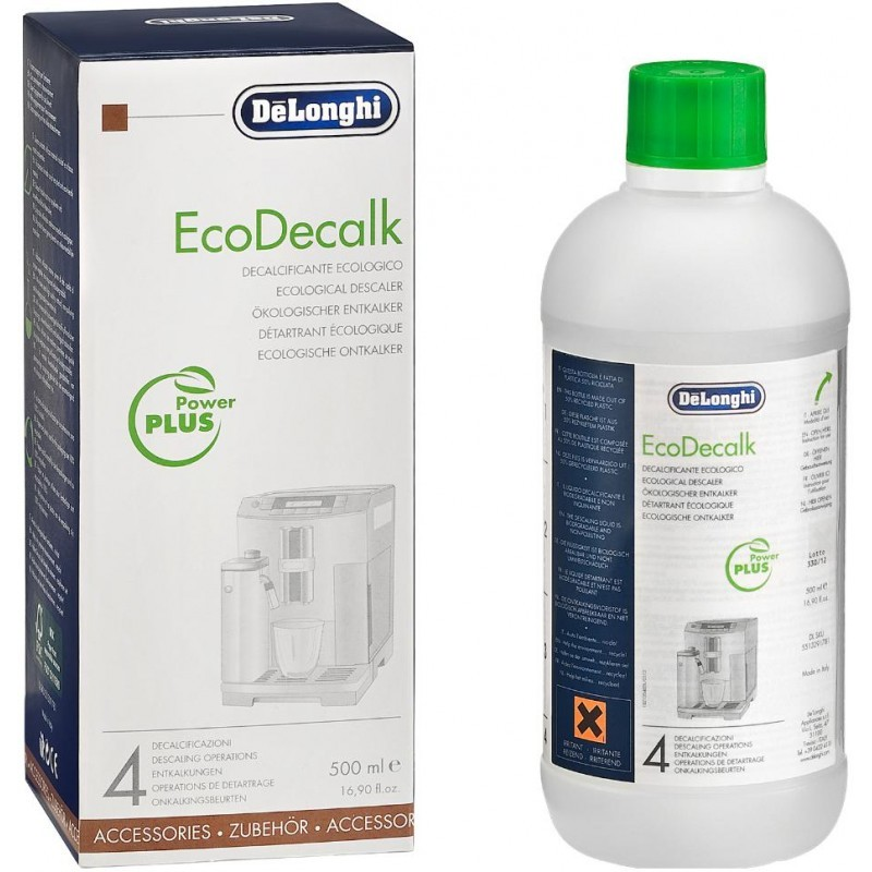 Kalkių valiklis Delonghi EcoDecalk DLSC500 500ml