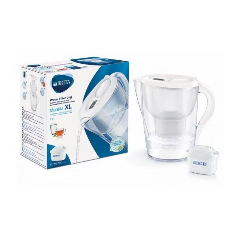 Vandens vandens ąsotis filtras BRITA Marella XL 3l