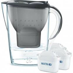 Vandens vandens ąsotis filtras BRITA Marella juodas 2l