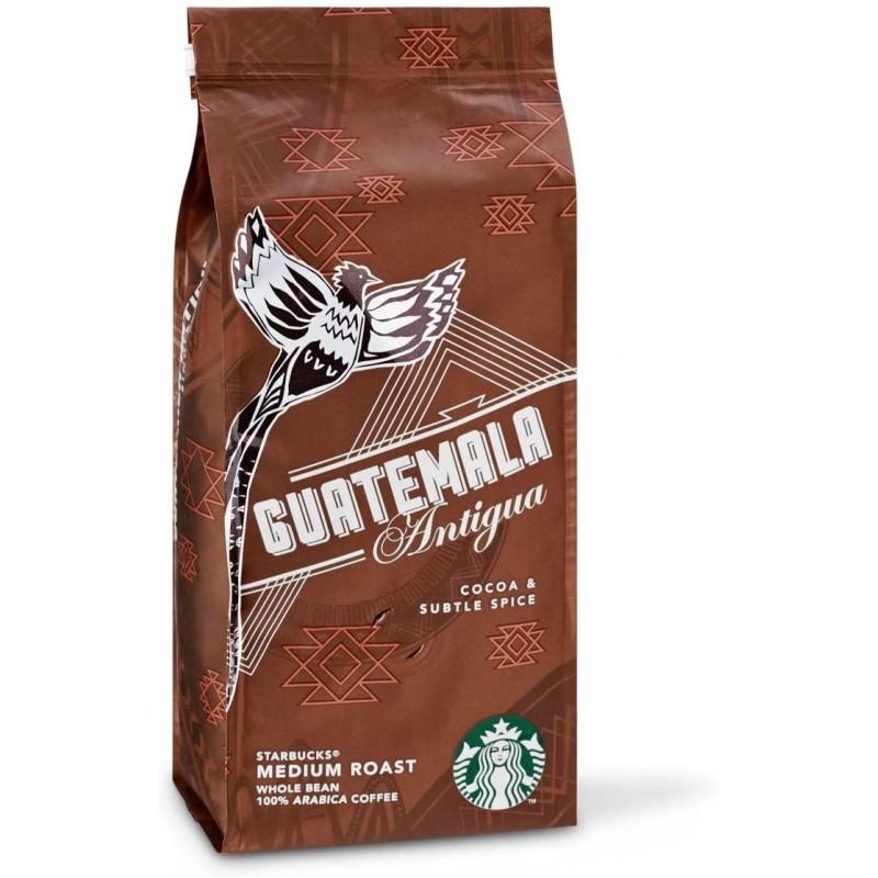 Starbucks Guatemala Antigua kavos pupelės 250g