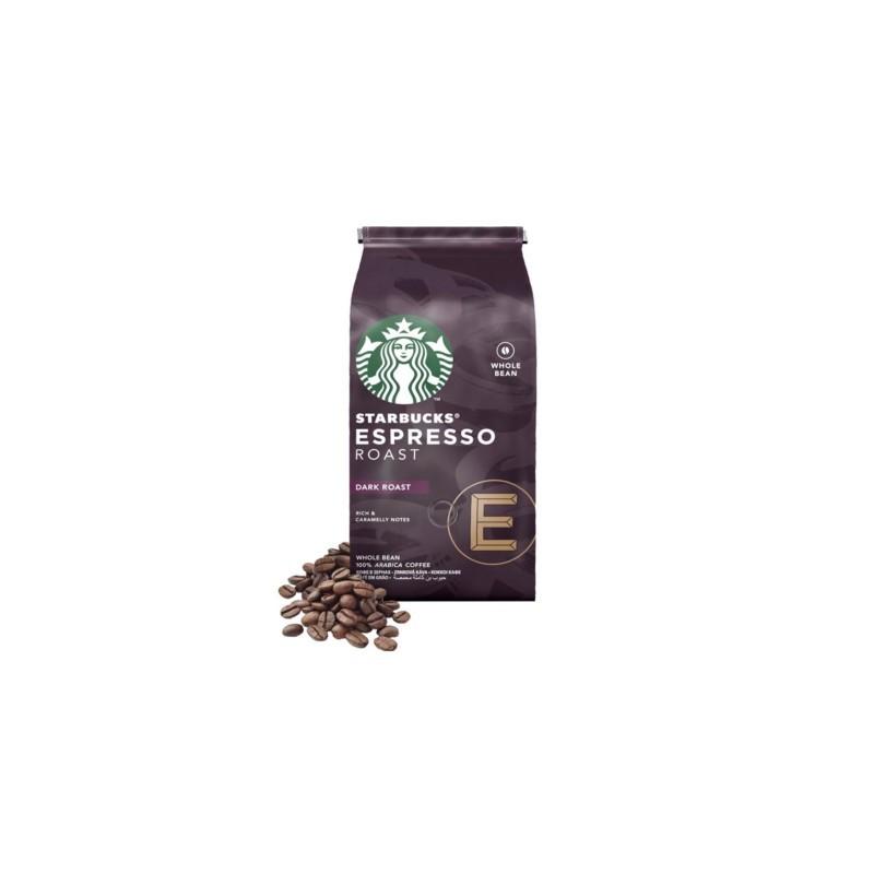 Starbucks Espresso kavos pupelės 250g