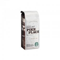 Starbucks Pike Place kavos pupelės 500g - Decaf be kofeino Arabika