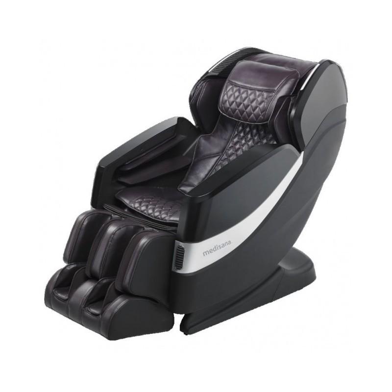 Medisana MS 1100 Deluxe masažo fotelis juodas