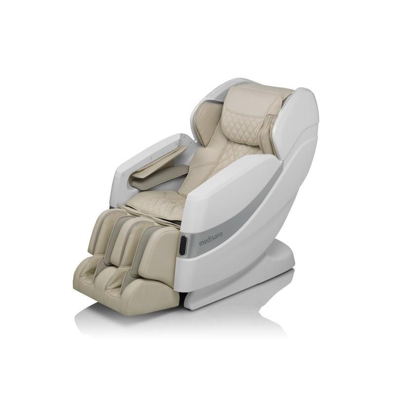 Medisana MS 1000 Deluxe masažo fotelis baltas