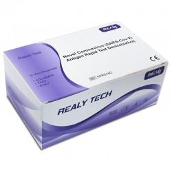 10vnt greitieji medicininis seilių testai Covid19 antigeno testas
