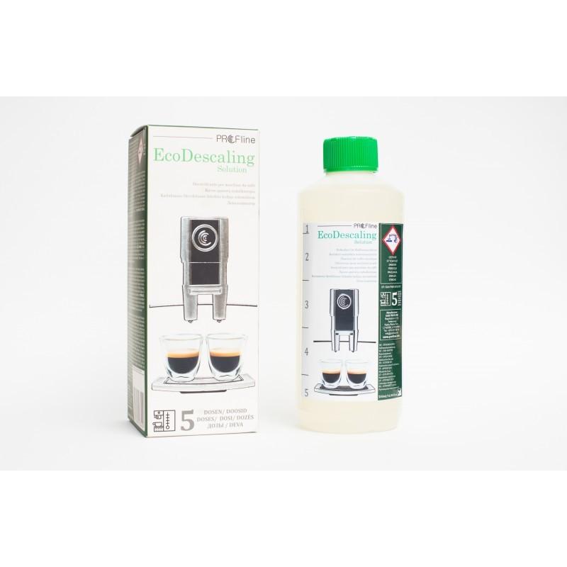 Kalkių valiklis nukalkintojas Pro EcoDescaler 500ml kavos aparatams