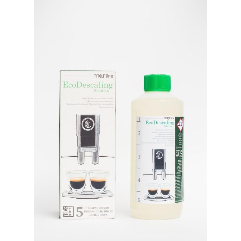 Kalkių valiklis nukalkintojas Pro EcoDescaler 1l kavos aparatams