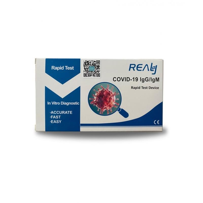 100vnt greitieji medicininiai antikūnių testai Covid19 - antikūnių testas
