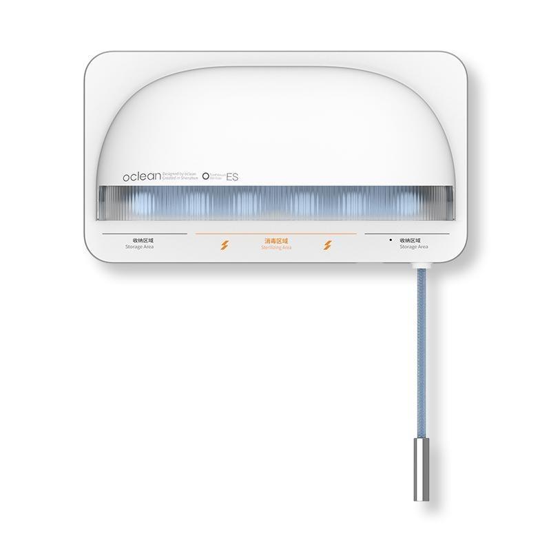 Xiaomi universalus dantų šepetėlio laikiklis sterilizatorius Oclean Oral-B Philips šepetukams