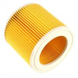 Gofruotas filtras skirtas Karcher WD2 WD3 MV2 MV3 SE4001 modeliam