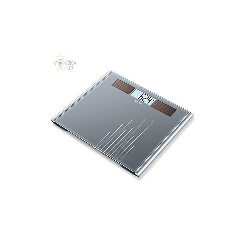 Beurer Svarstyklės su saulės baterijomis GS380 Solar ( GS 380)
