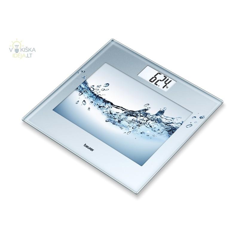 Beurer Svarstyklės GS360 3D (GS 360)
