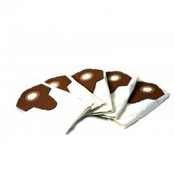 10 vnt - Parkside didesnės filtracijos popierinis dulkių siurblių maišelių 30 L talpos