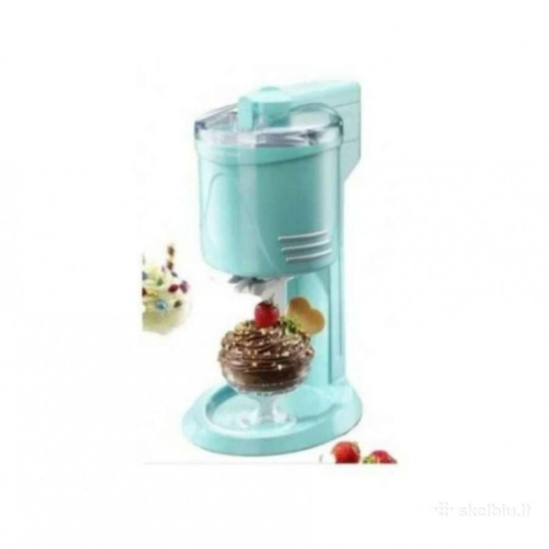 Skanių ledų gaminimo aparatas Gourmetmaxx Coral spalva