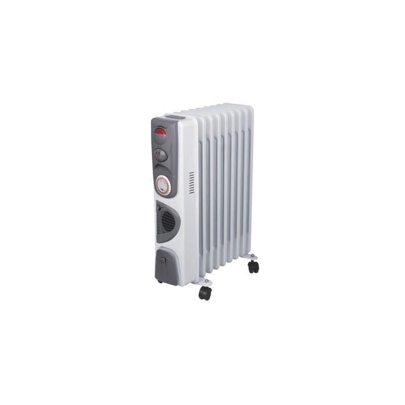1500w 7 sekcijų elektrinis tepalinis radiatorius Eurohoff